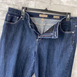 Nine West vintage America straight leg jeans pant